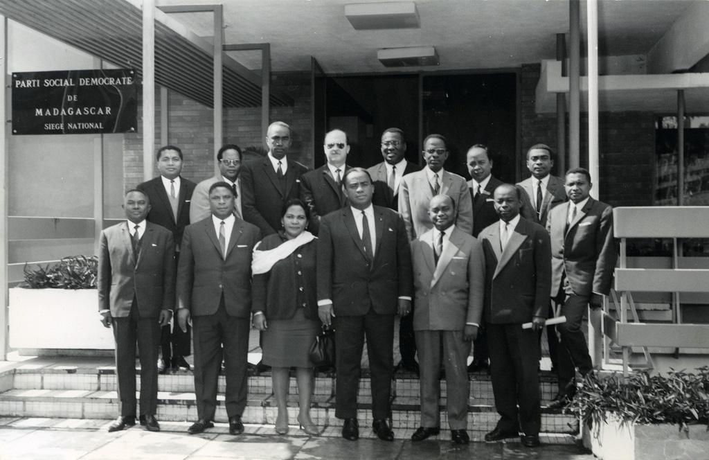 Nouveaux membres du comité directeur du PSD (Parti Social Démocrate)
