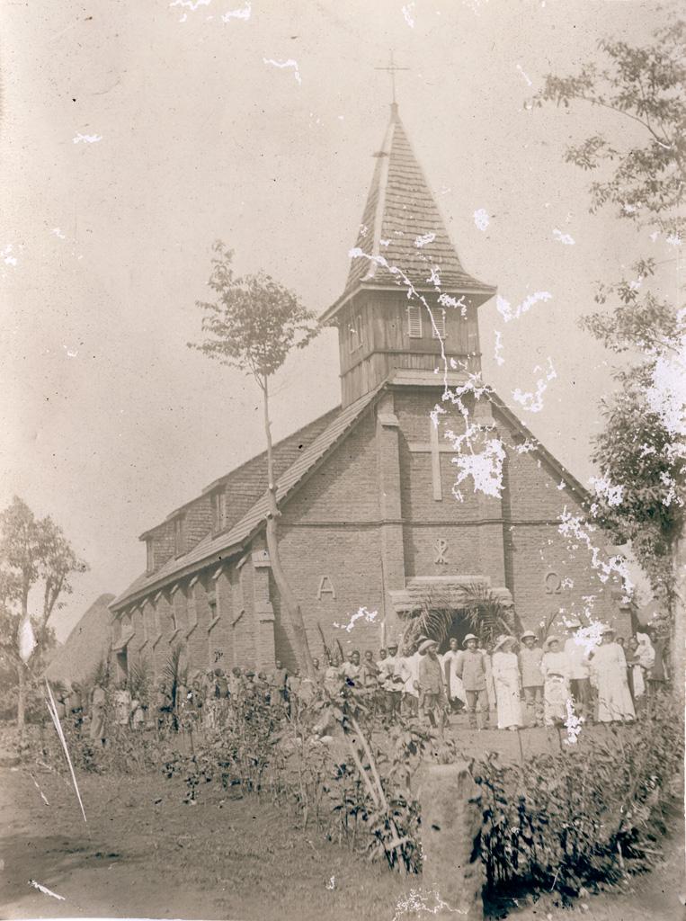 Nouvelle Eglise de Bali