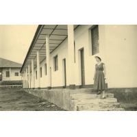 Nouvelle maternité de Ndoungué (Fidès)