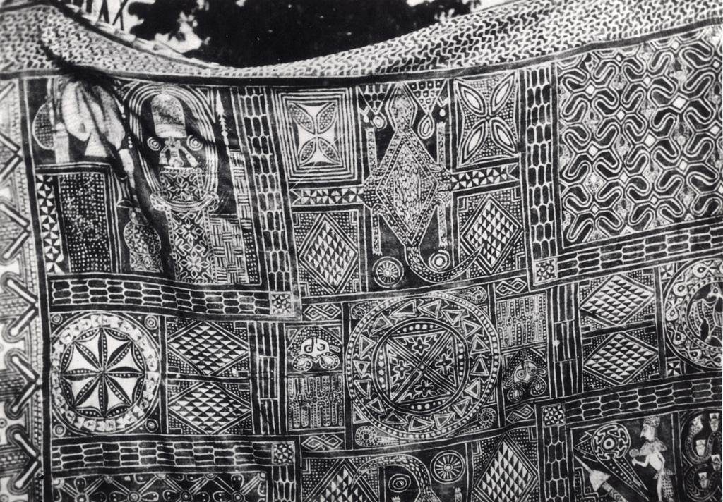 Ntieya (batik bamoun)