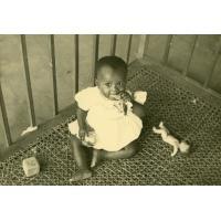Ntsame (fille de lépreuse décédée à la léproserie)