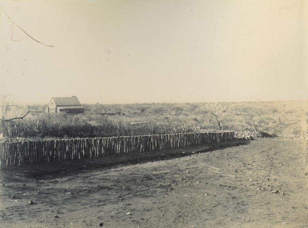 Panorama de Palapye