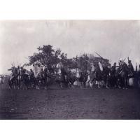 Parade à cheval