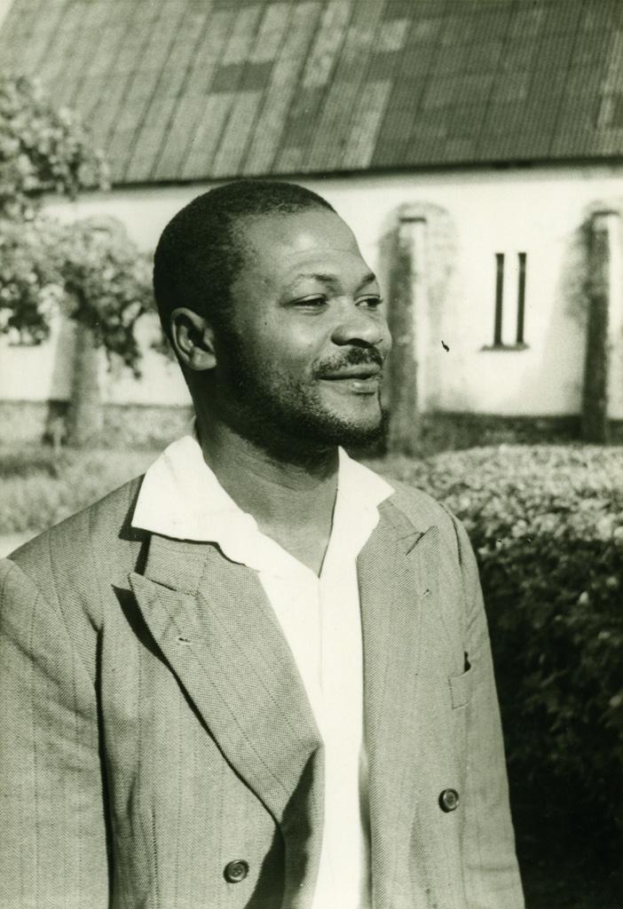 Pasteur Jean Kotto, secrétaire général du C.E.B.E.C.