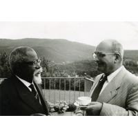 Pasteur Jocky et Mirko Mikolasek