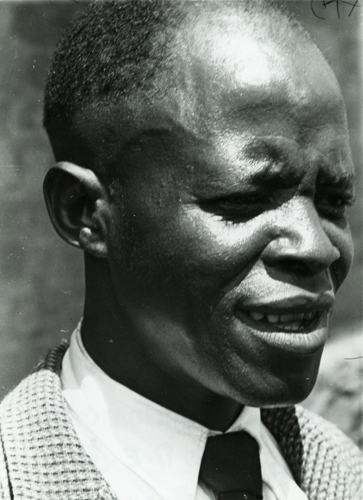 Pasteur Nkwada Isaac