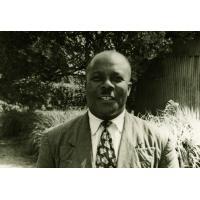 Pasteur Paul Mbendé, président du C.E.B.E.C. et du conseil d'administration du collège de Libamba