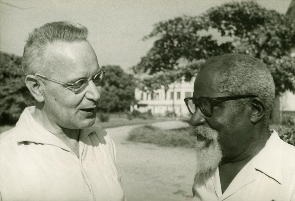 Pasteurs Paul Jocky et Mirko Mikolasek