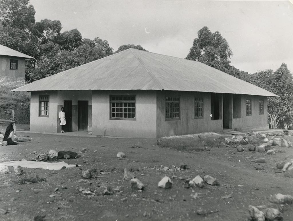Pavillon des enfants de l'hôpital de Bangwa