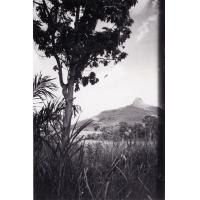 Pays Bamoun - le Mpabit, vue éloignée