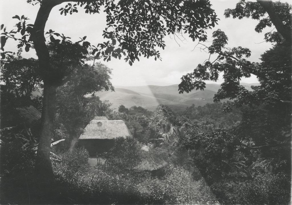 Paysage - Foumban