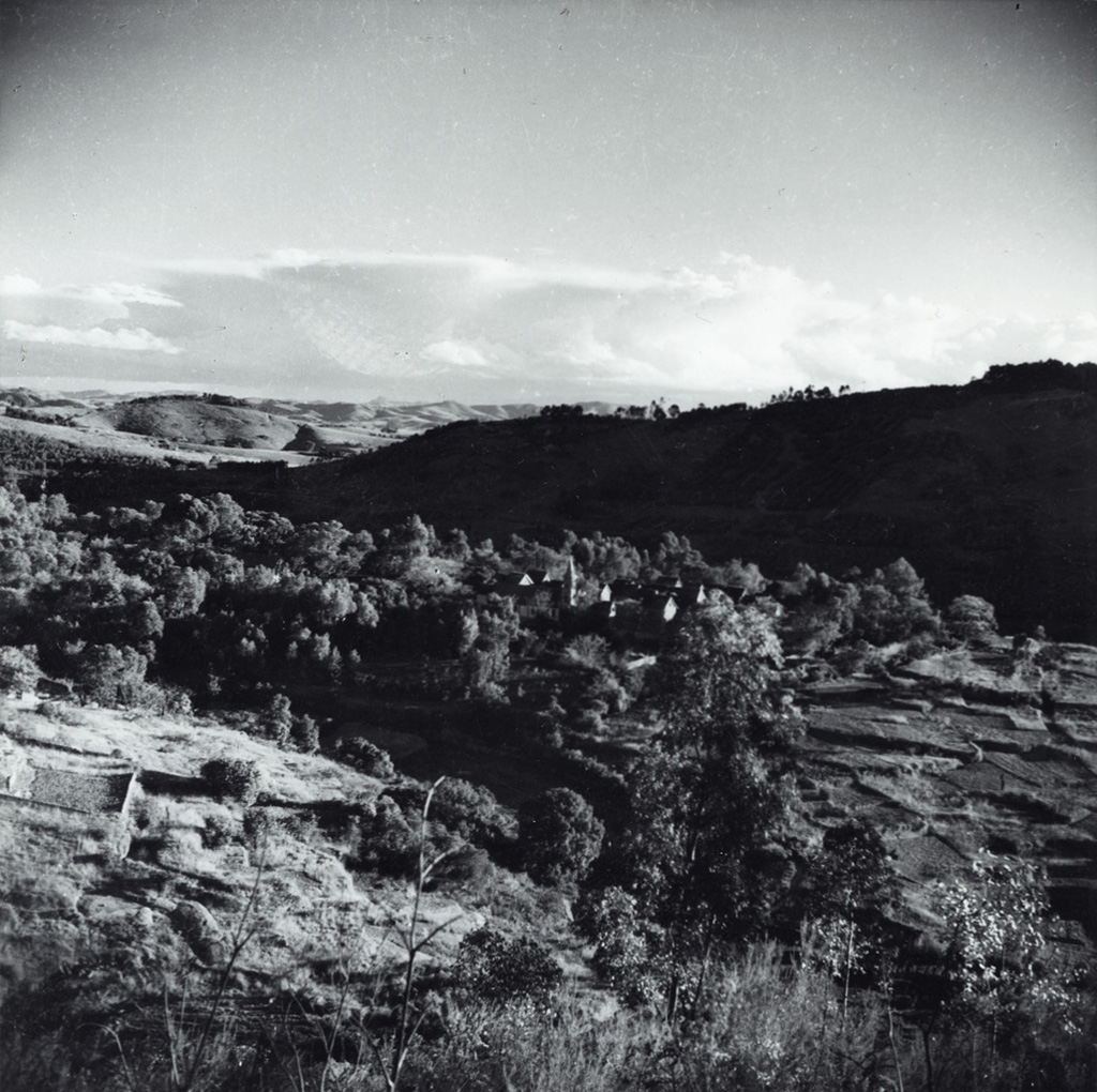Paysage, Madagascar