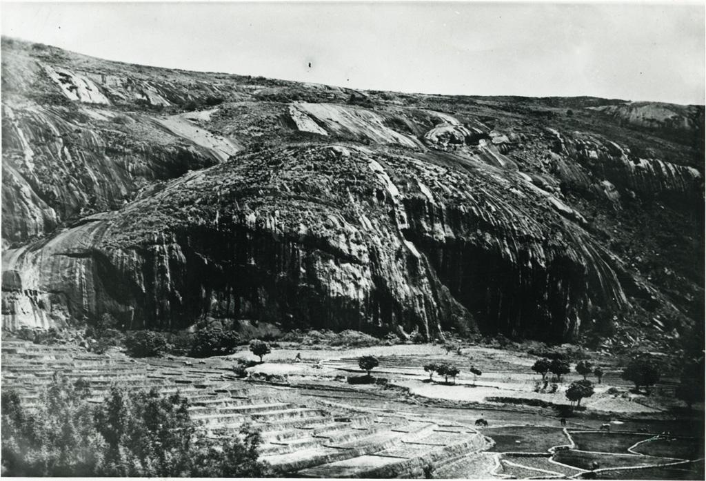 Paysage du Betsiléo