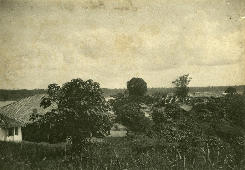 Paysage du Gabon