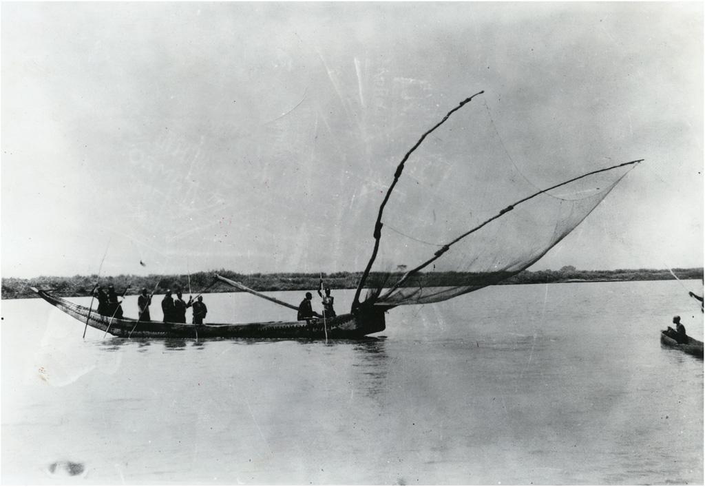 Pêcheurs Kotoko