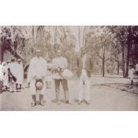 Personnel sanitaire de l'A.M.J. (léproserie de Manankavaly)