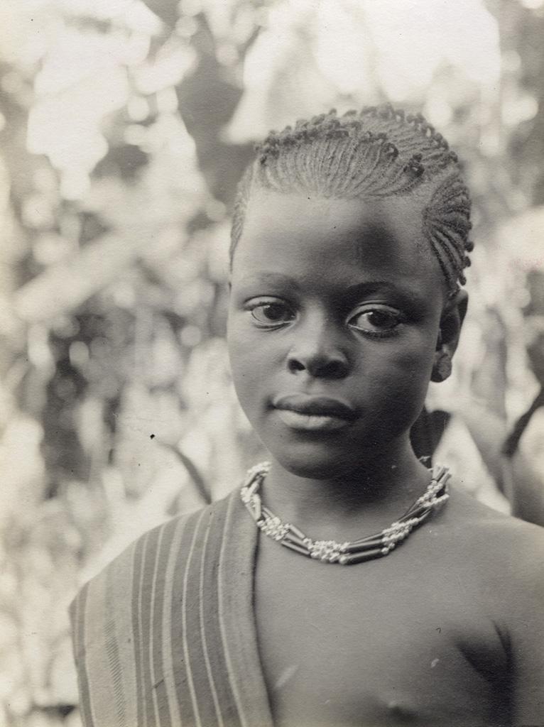 Petite fille de Foumban