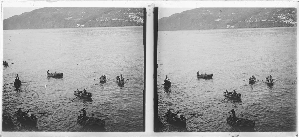 Plongeurs de Madère