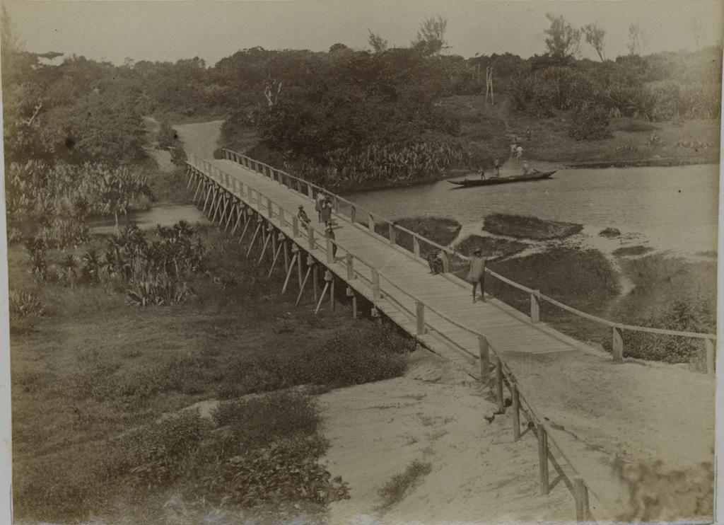 Pont (route d'étapes)
