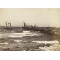 Port Elizabeth. La jetée