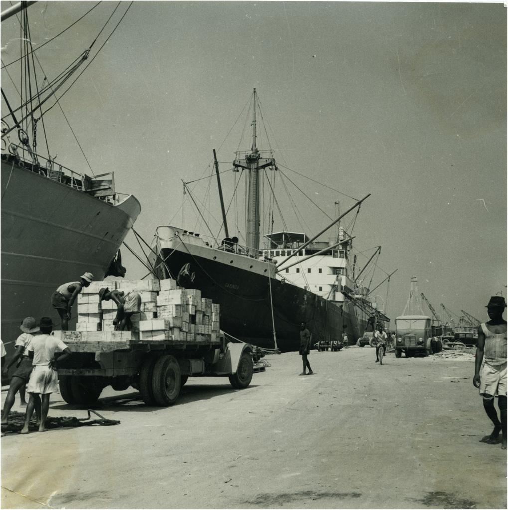 Port de Douala, activité des quais
