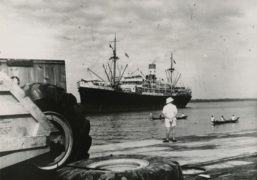 Port de Douala