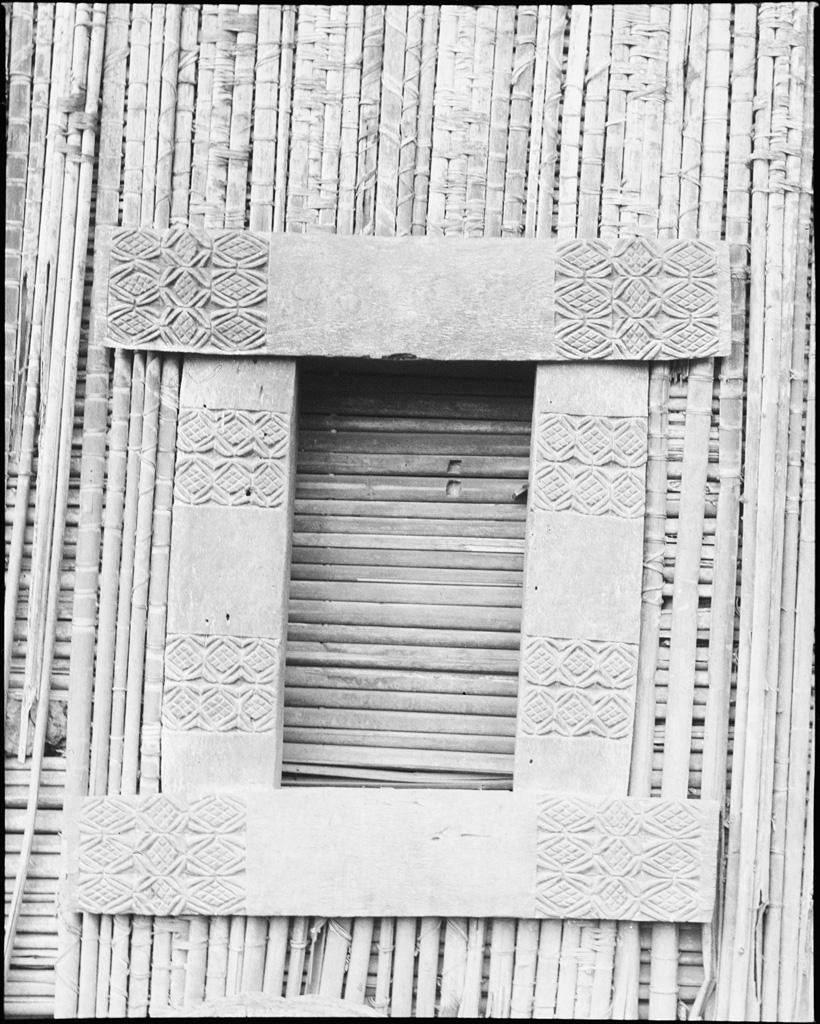 Porte à Bamete