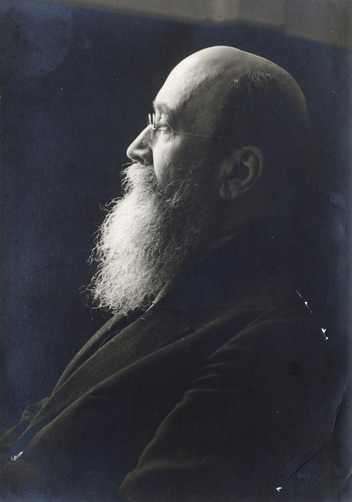 Portrait Henri Rusillon
