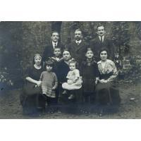 Portrait de groupe de missionnaires de la SMEP
