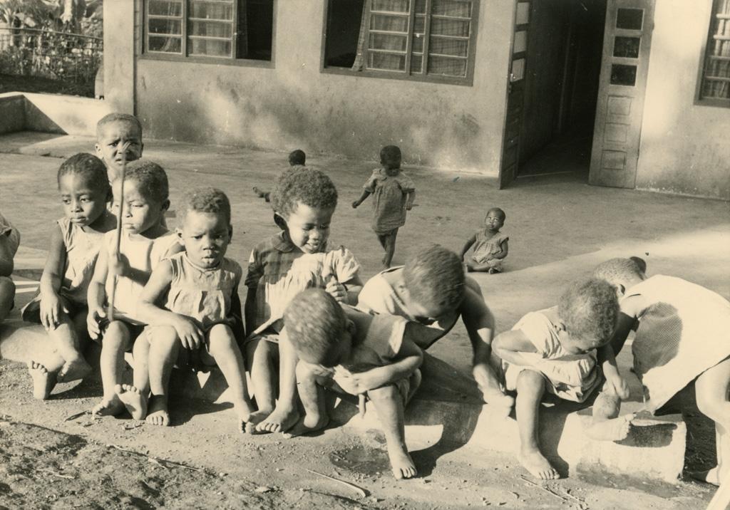 Pouponnière, orphelinat de Bangangté