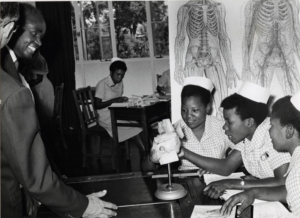 Première école du pays appelée à former des infirmières diplômées d'Etat, ouverte à l'hôpital central modern de Kitwe