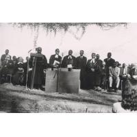 Proclamation officielle de l'Eglise Unie, le nouveau conseil national