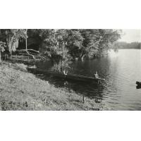 Quartier des filles, lac Wongamonge