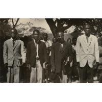 Quatre pasteurs [indigènes]