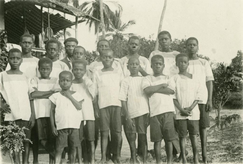 Quelques garçons de Baraka