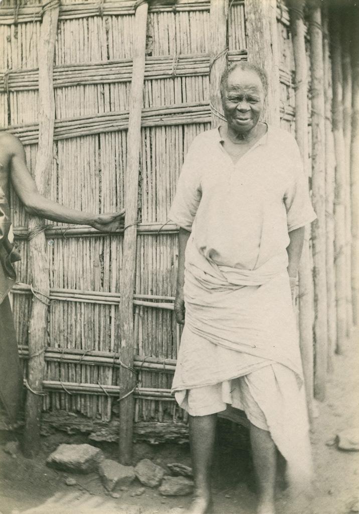 Ramieba, roi des Bara