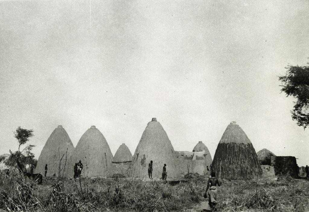 Région de Pouss, village Mousgoum