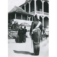 Réinhumation des restes mortels de Ranavalona III au Palais de la Reine, Rova de Tananarive