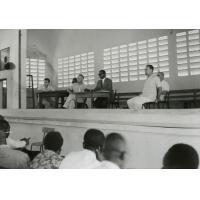 Rencontre de pasteurs et de missionnaires