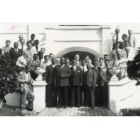 Réunion du conseil de la fédération évangélique du Cameroun et de l'A.E.F.