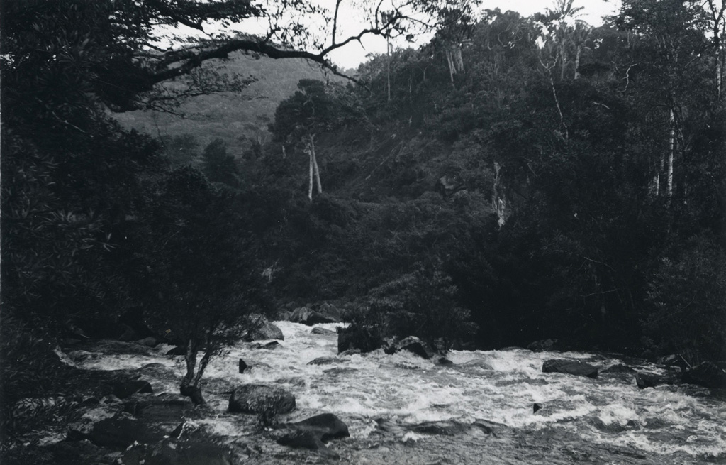 Rivière à Madagascar