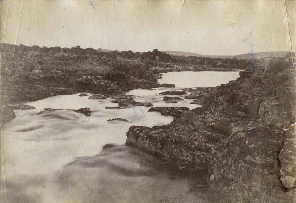 Rivière kabako, un affluent du Zambèze