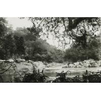 Rivière sur le chemin du Batongtou