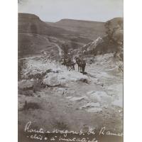 Route wagons de Ramatelis à Matatiele