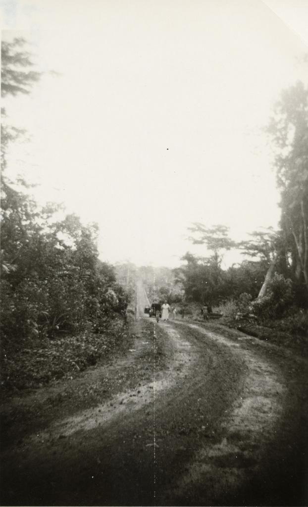 [Route] / non identifié (1920/1940)