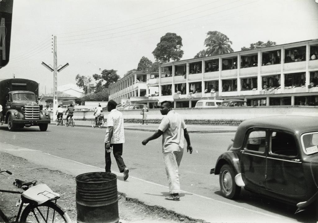 [Rue de Yaoundé]
