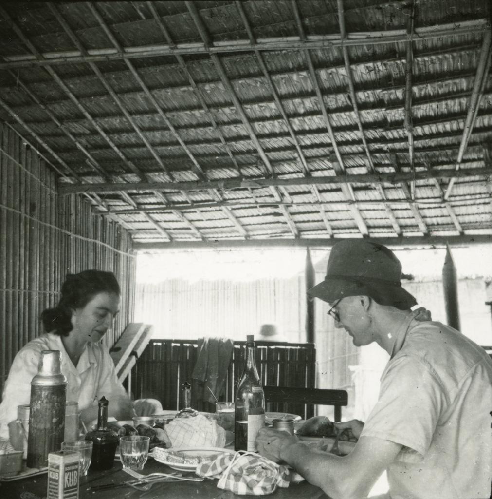 Salle de séjour des Stoecklin