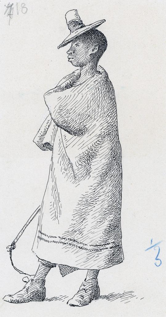 Sethunya, berger de M. Coillard