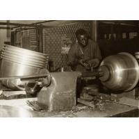 Société Alubassa, fabrication de bassines en aluminium