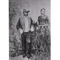 Son Excellence le Gouverneur de Tamatave et Madame Rainandriamampandry